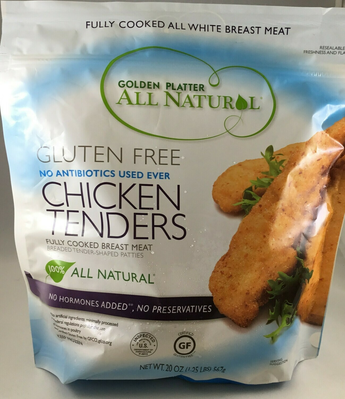 Golden Platter Foods GF Chicken