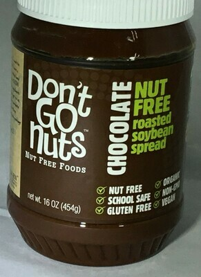 Don't Go Nuts Soybutter