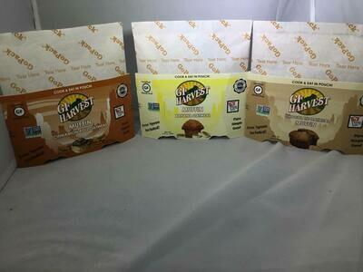 GF Harvest Muffin pouch