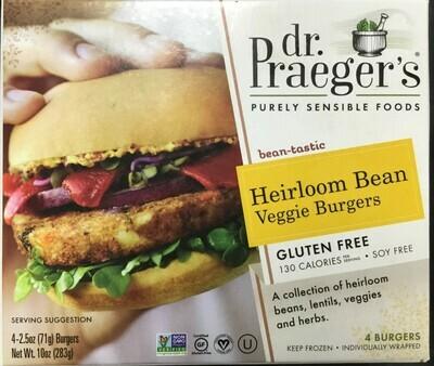 Dr. Praeger's Veggie Burgers 4 pack