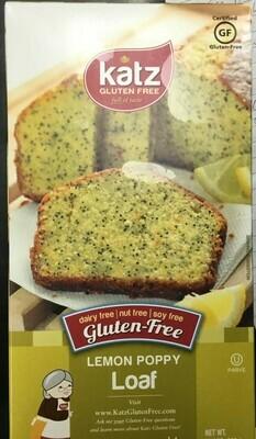 Katz loaf lemon poppy