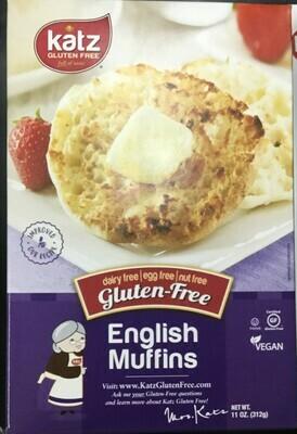Katz english muffins