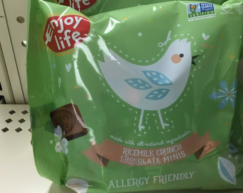 Enjoy Life Chocolate Mini's 18count