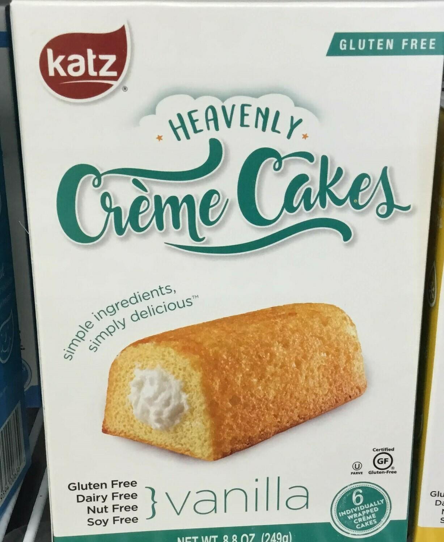 Katz Creme Cakes