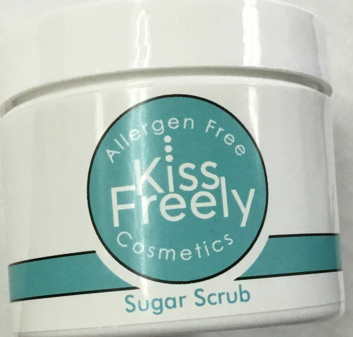 Kiss Freely Sugar Scrub