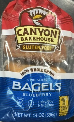 Canyon Bakehouse Bagels