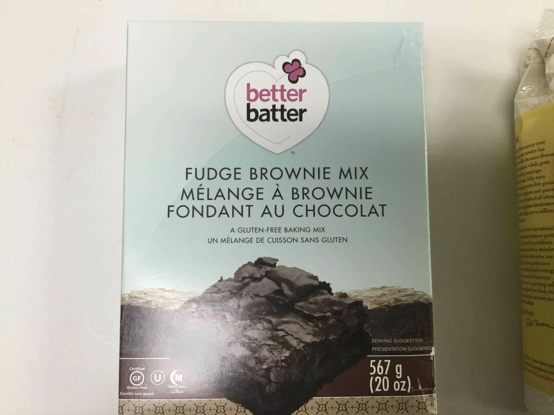 Better Batter Baking Mixes- Clearance