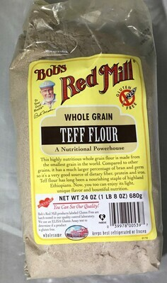 Bob's Redmill Flours- 75% off Final Clearance Sale
