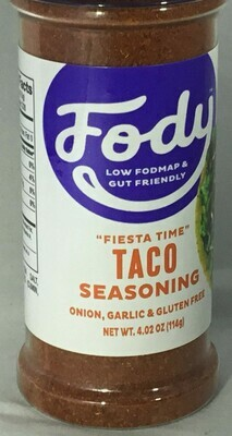FODY taco Seasoning mix-Clearance