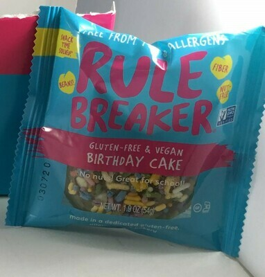 Rule Breaker Birthday Cake- Clearance