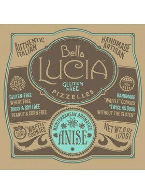 Bella Lucia Anise Pizzelles- 25% off sale