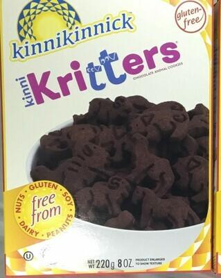 Kinnikinnick Choc animal crackers 25% Off sale