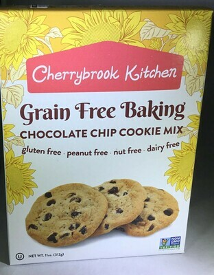 Cherrybrook Farms GF Choc Chip Cookie Mix- 25% off sale