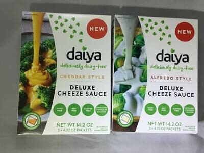 Daiya Foods Cheeze sauce