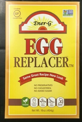 Ener-G Foods Vegan Egg Replacer