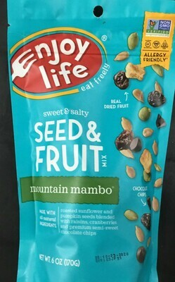 Enjoy Life Seed and Fruit Mixes