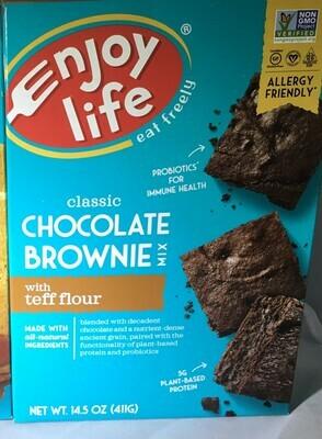 Enjoy Life Brownie Mix- 20% off Sale