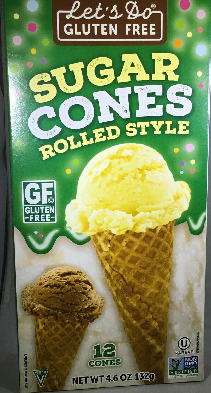 Let's Do Gluten Free Cones- 20% OFF Sale