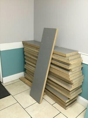 Loose Shelves