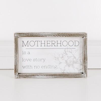 AC Wood Frame Motherhood