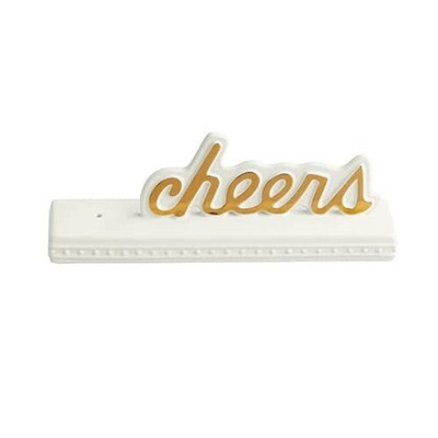 Nora Fleming Cheers Sign SG01
