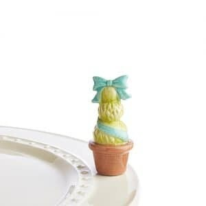 NF A159 Blue Topiary
