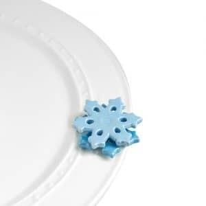 Nora Fleming Mini - Snowflake A106