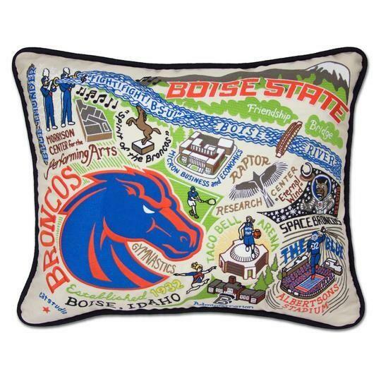 CS Pillow Boise State U