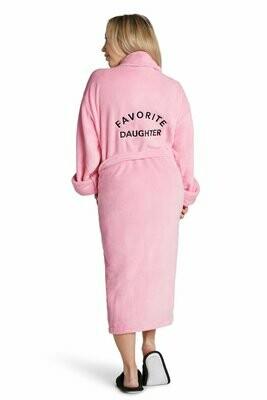 LAT Favorite Daughter Plush Robe