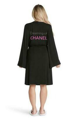 LA Lightweight Robe Dreaming of Chanel