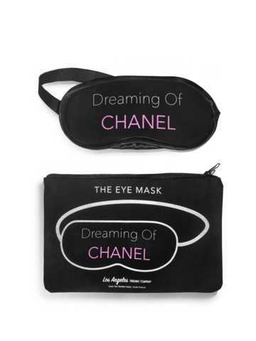Eye Mask Dreaming Of Chanel