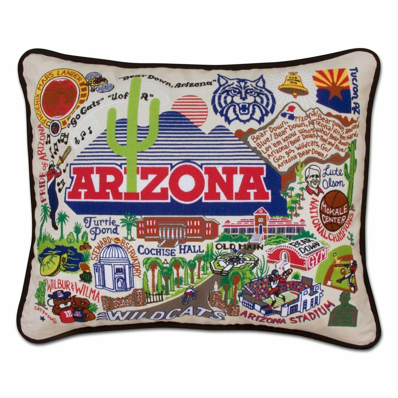 CS Pillow Collegiate U of Arizona