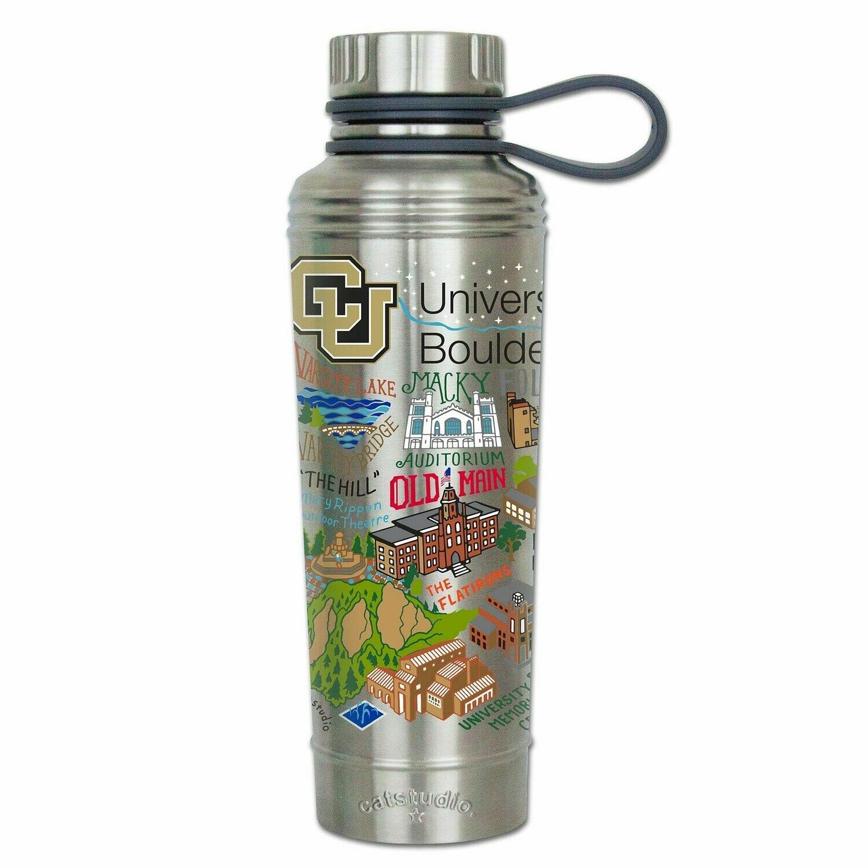 CS Thermal Bottle U of Colorado Boulder