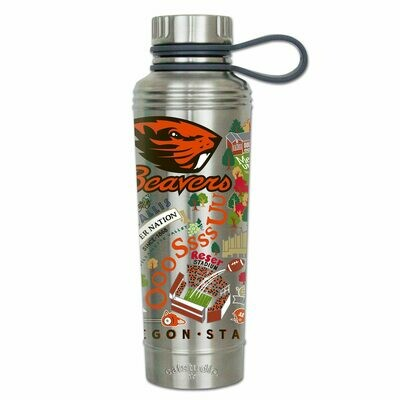 CS Thermal bottle Oregon State U