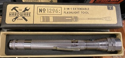 TC 3 in 1 Extendable Flashlight