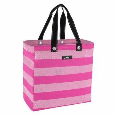 Scout Tote Bucket List Playa Pink