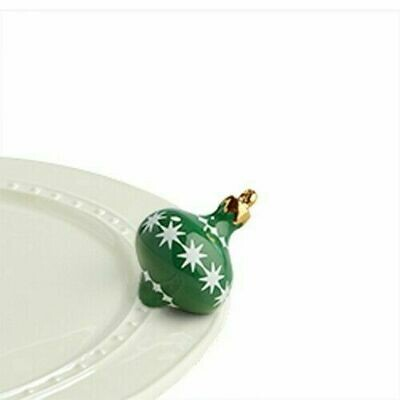 NF Green Ornament A190