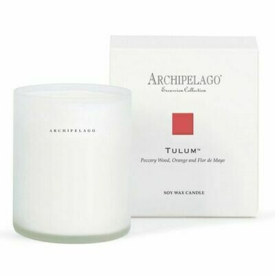 AB Boxed Soy Candle