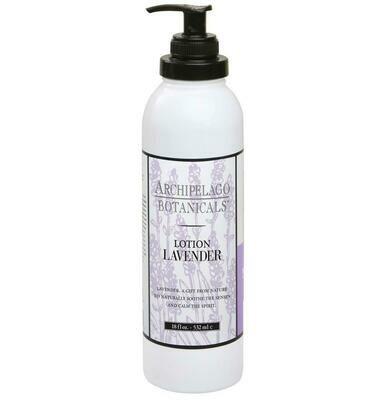 AB lotion Lavender 18 oz