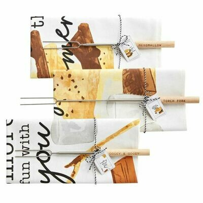 MP S'more Towel and Stick Set
