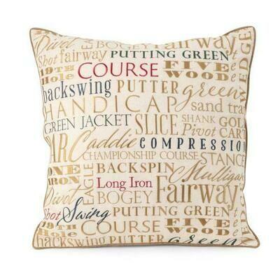 IM PGA Clubhouse Pillow
