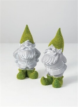 S Garden Gnome Figurine
