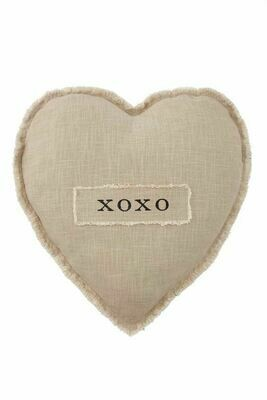 MP XOXO Heart Pillow