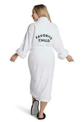 LAT Favorite Child Plush Robe