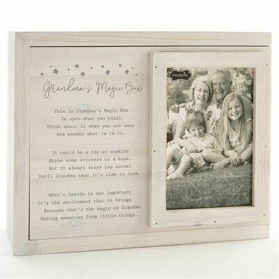 MP Grandma keepsake box