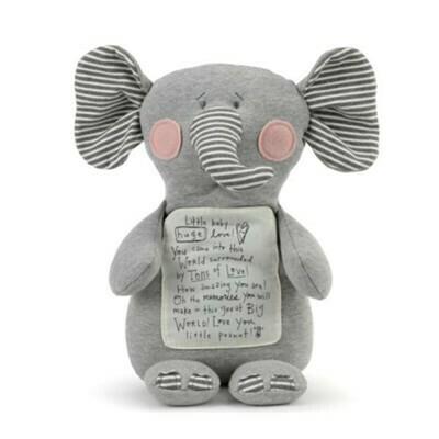 D Noahs Ark Tons Of Love Elephant