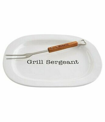 MP Grill Sergeant