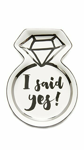 Trinket Tray Wedding Ring