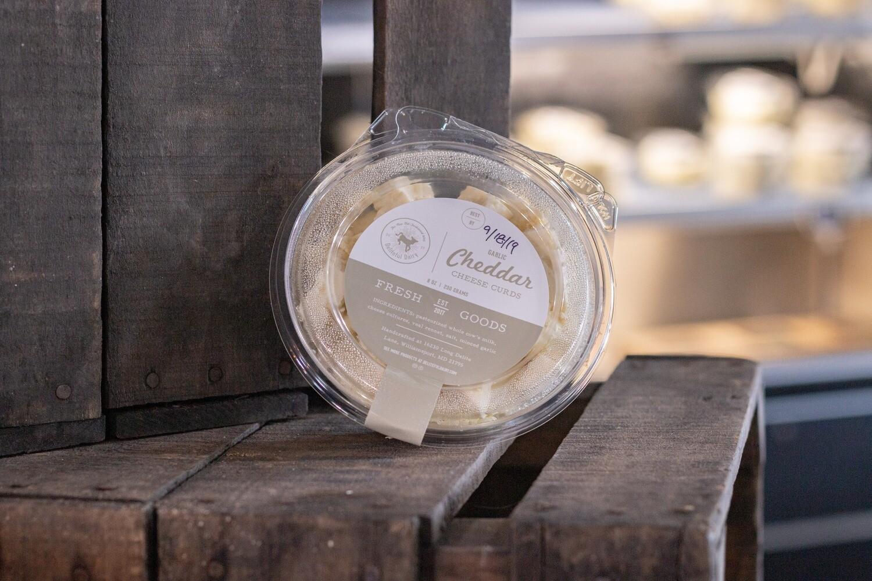 Garlic Cheese Curds