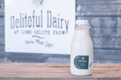 Whole milk- 12 oz